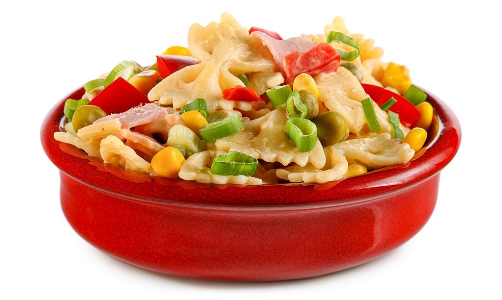 Farfalle Noodle Salad
