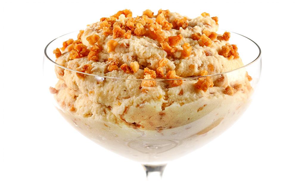 Almond cream / Crema di Mandorle