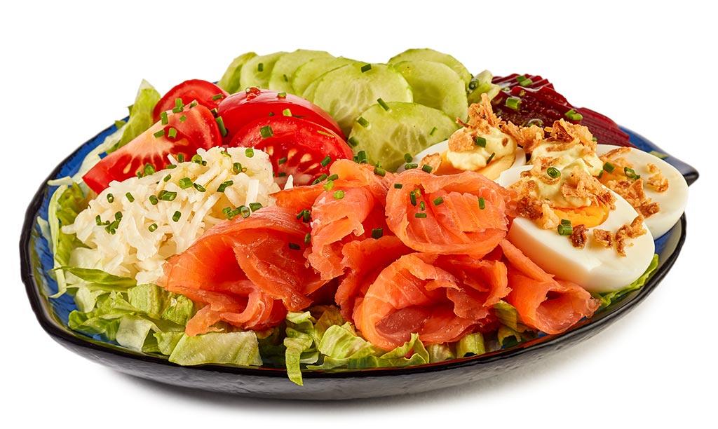 Danish salad