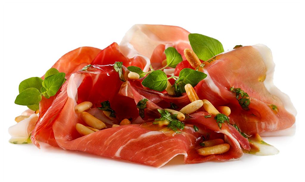 Ham Carpaccio