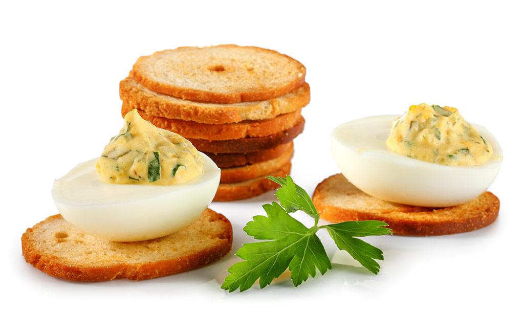 Rezept drucken russische eier - Eier kochen dauer ...