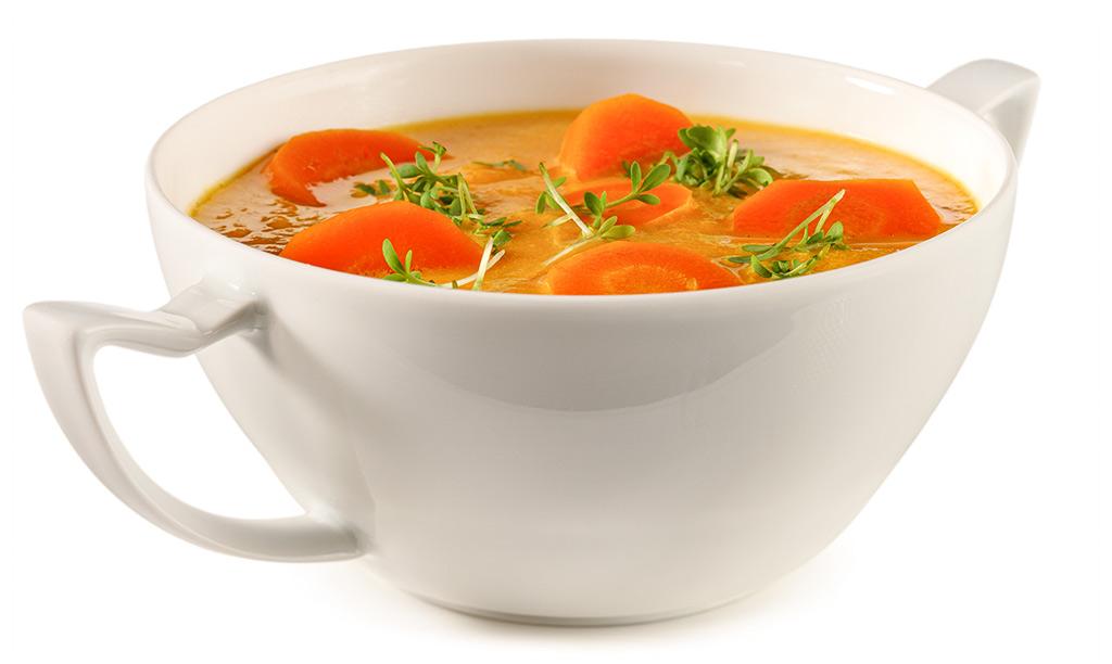 Carrots Cream Soup