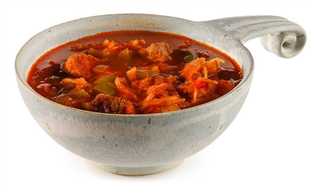 Goulash Sauerkraut Soup