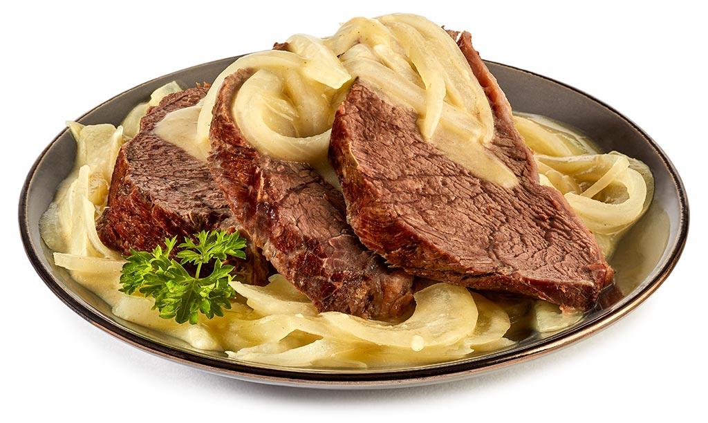 Westphalian onion meat