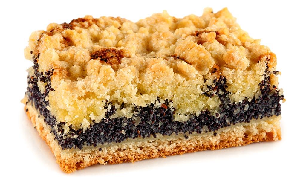 Mohn Streusel Kuchen Rezept