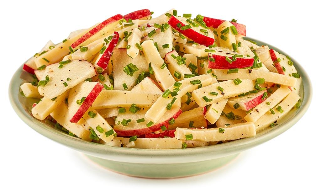 Allgäu Cheese Salad