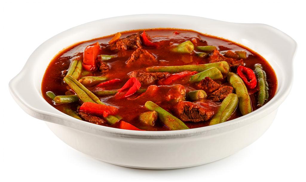 Beans Goulash Soup