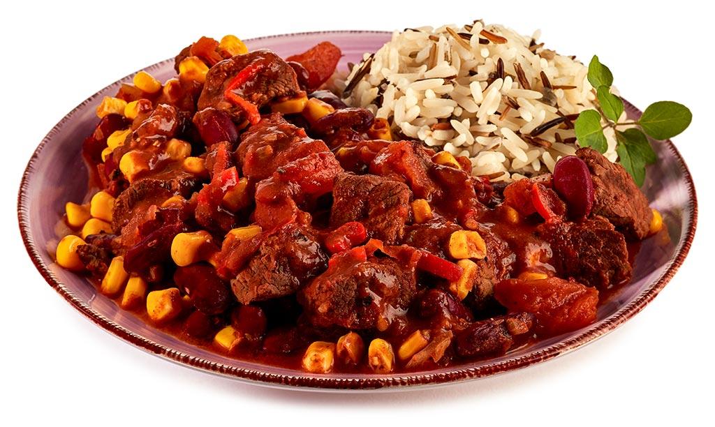 Chili con Carne Goulash