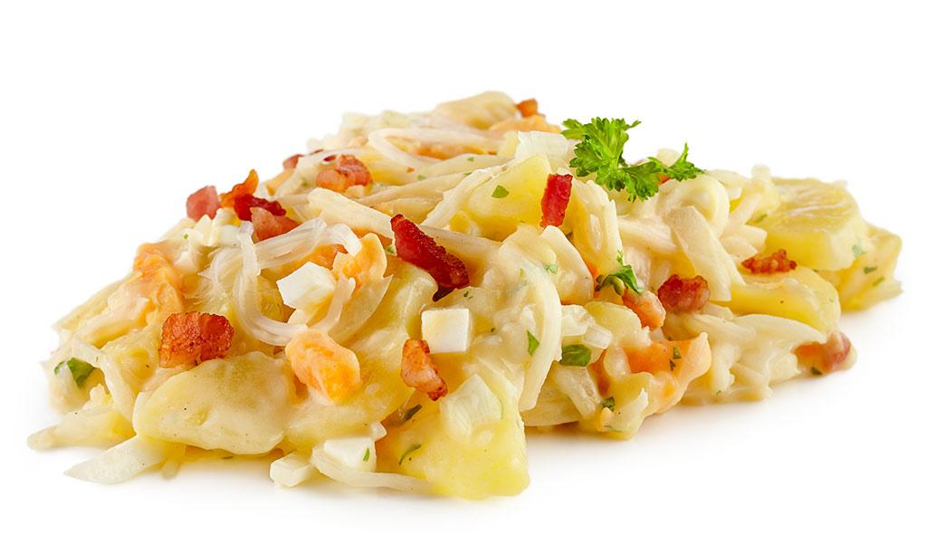 Rezept drucken kartoffel sellerie salat - Eier hart kochen dauer ...