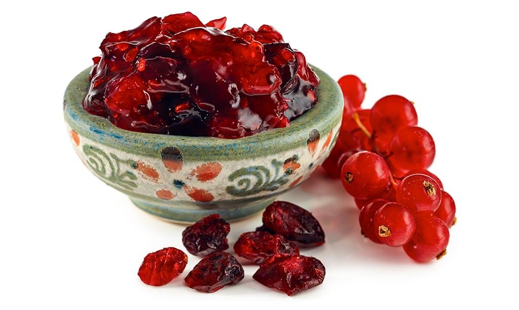 cranberry johannisbeer marmelade rezept. Black Bedroom Furniture Sets. Home Design Ideas