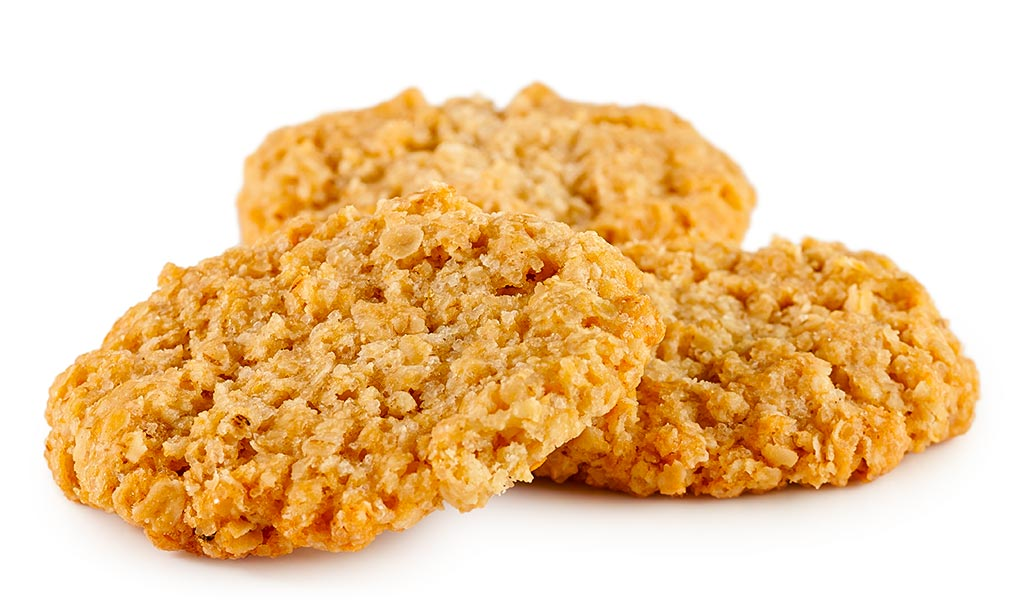 Swedish Oat Flakes Biscuits Marions Kochbuch