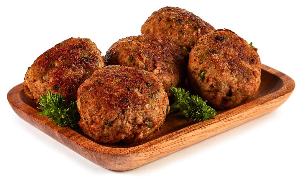 Meat meatballs