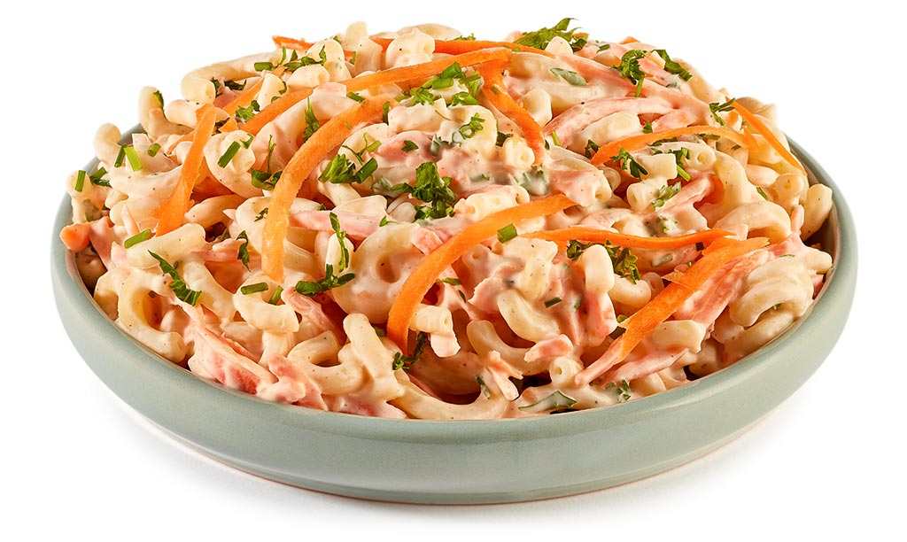 Carrot Noodle Salad