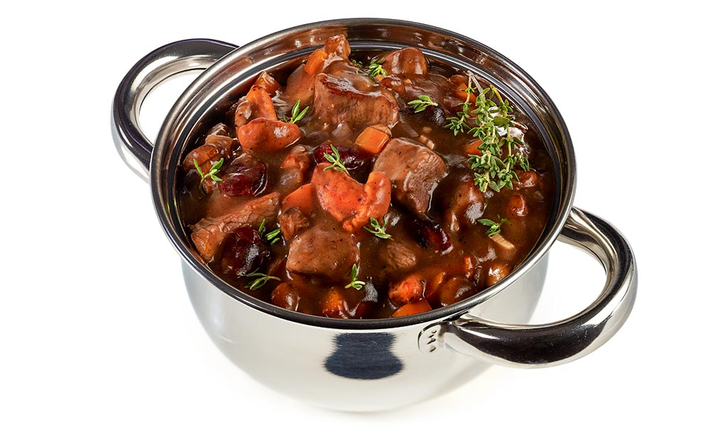 Christmas Poultry Goulash