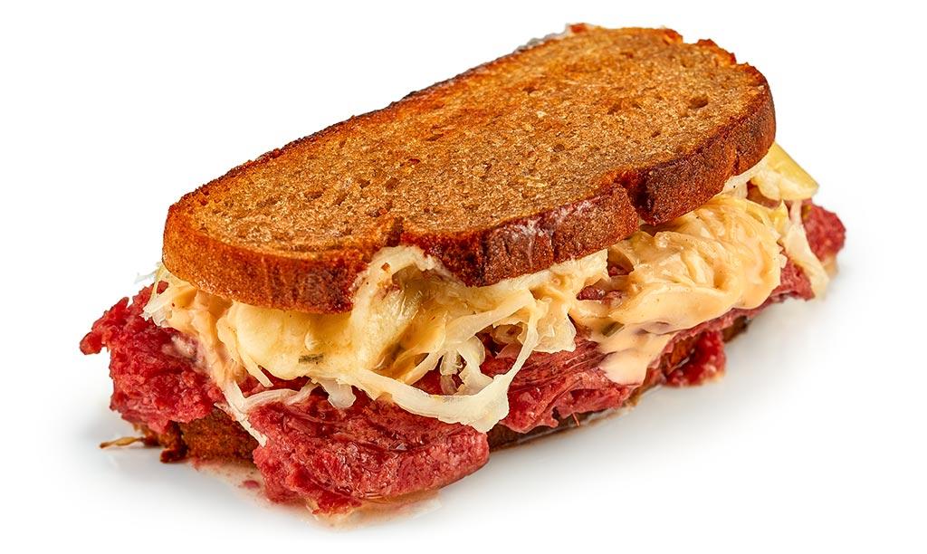 how to make sauerkraut for reuben sandwich
