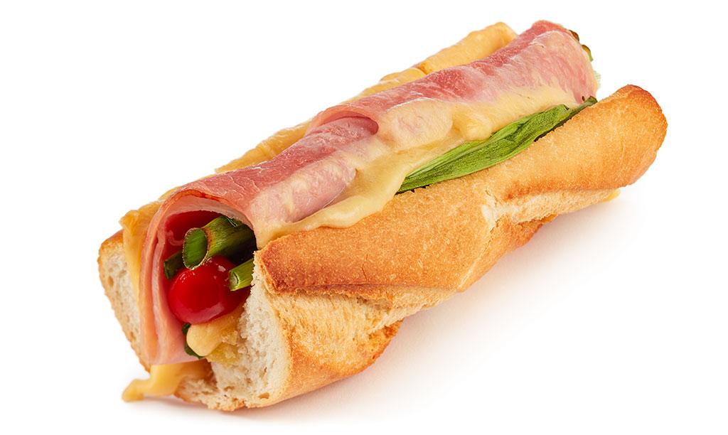 Raclette Hot Dog