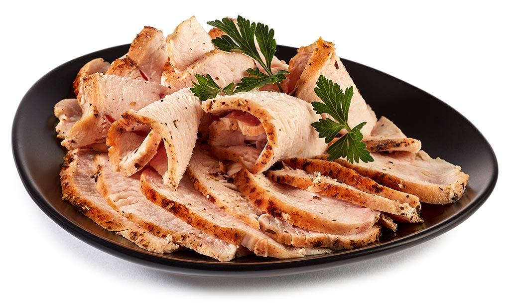 Chicken breast cold cuts