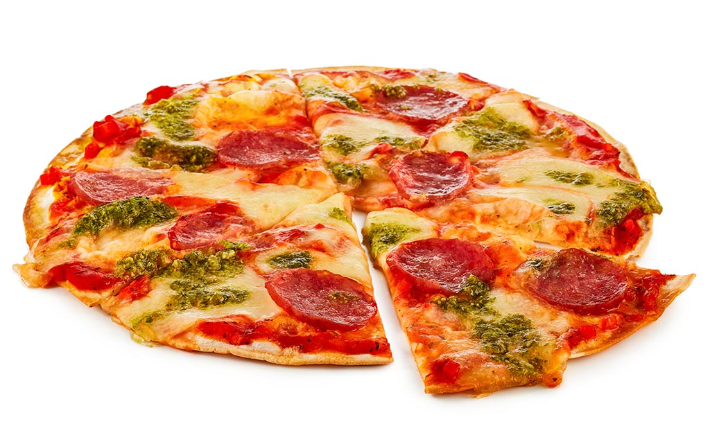 Tortilla Pizza Marions Kochbuch