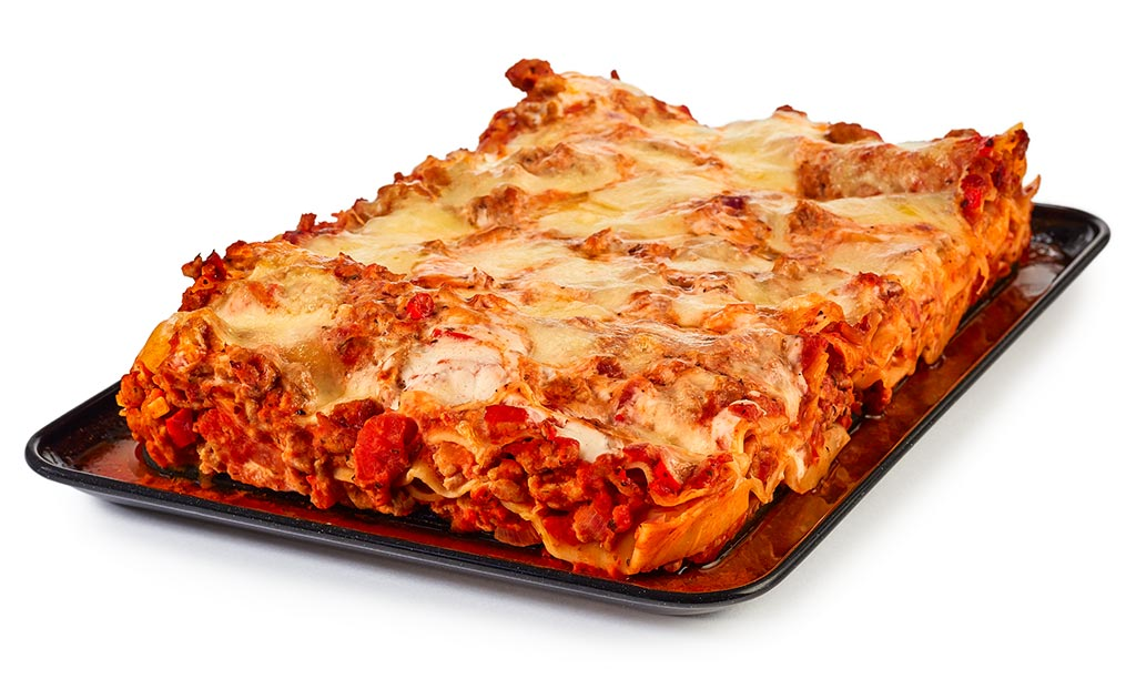 Chili Pesto Lasagna