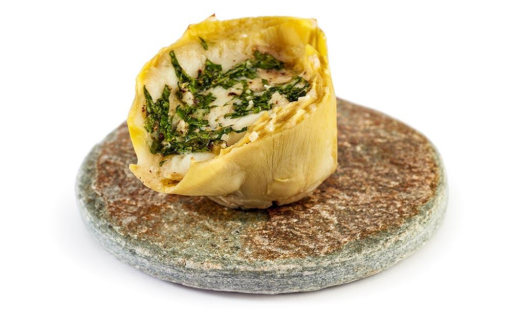 Artichokes Mozzarella Antipasti