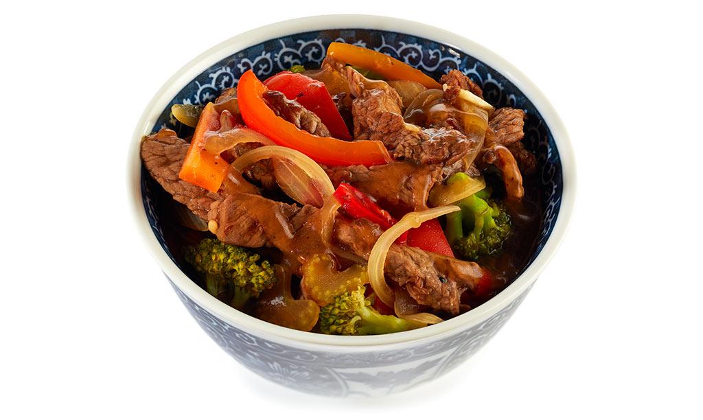 Wok Beef Meat Szechuan Art