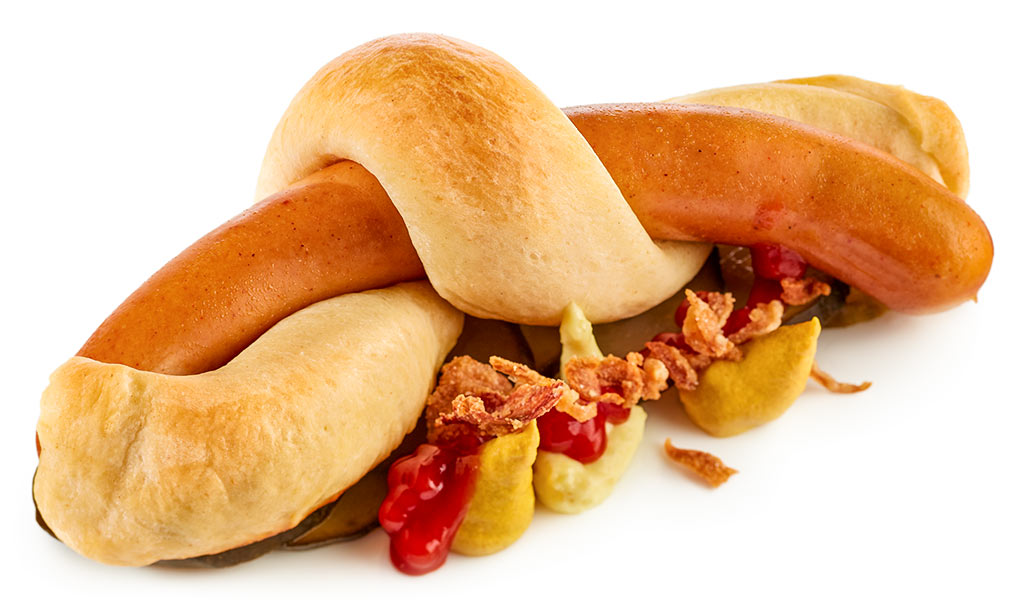 Brioche Hot Dog