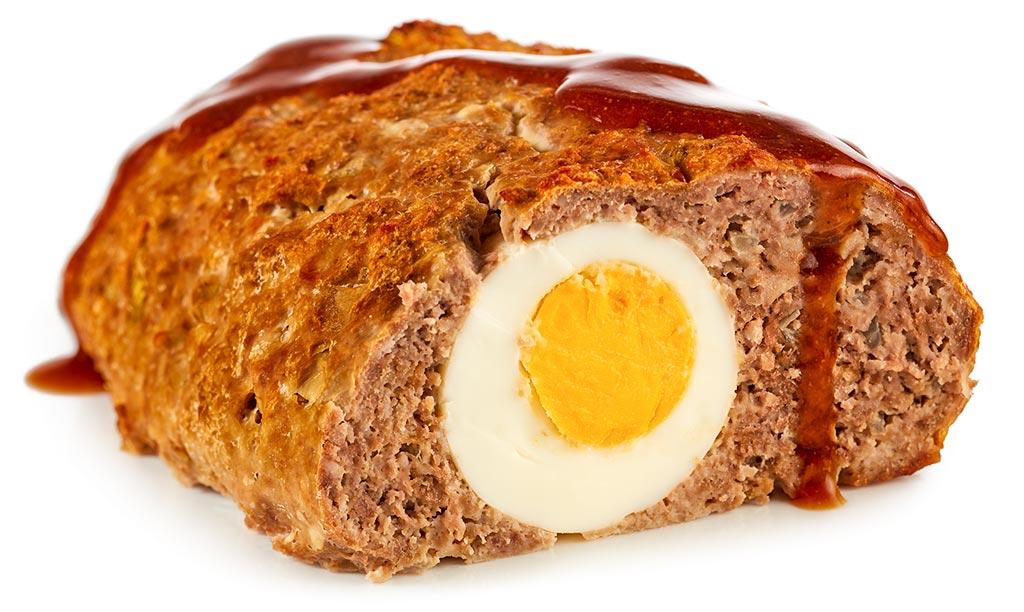 Berlin false hare meat loaf