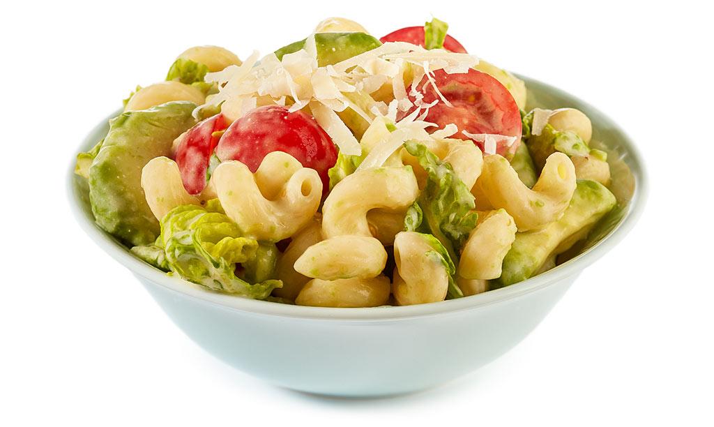 Caesar Noodle Salad