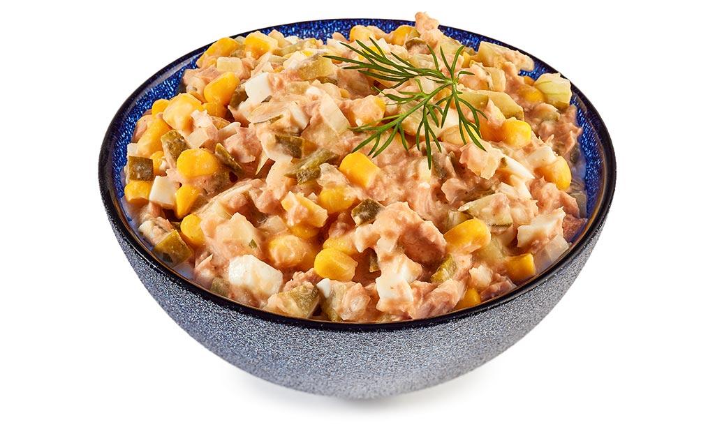 American Tuna Salad