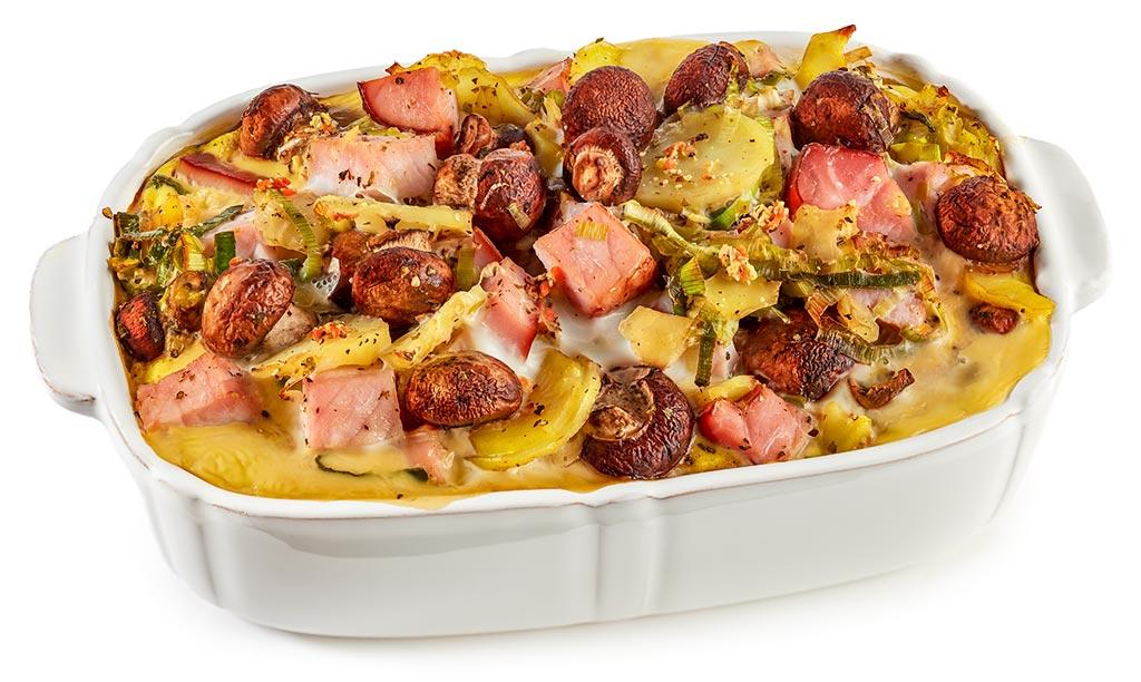 Kassler Potato Casserole