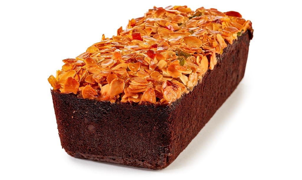 Florentine chocolate cake