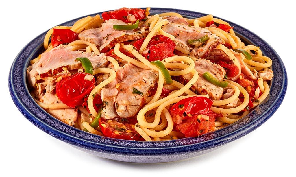 Spaghetti alla Celentano