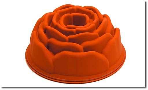 silikon backform rose getestet von marions kochbuch. Black Bedroom Furniture Sets. Home Design Ideas