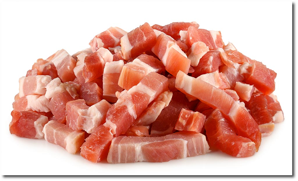 Bacon bacon cubes