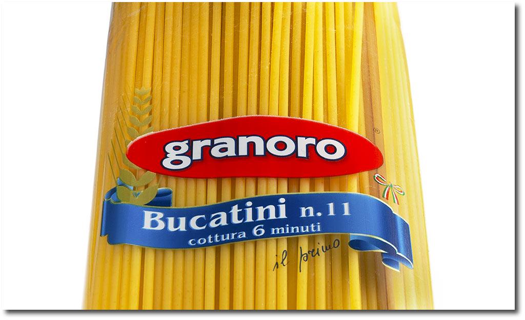 Bucatini Spaghetti