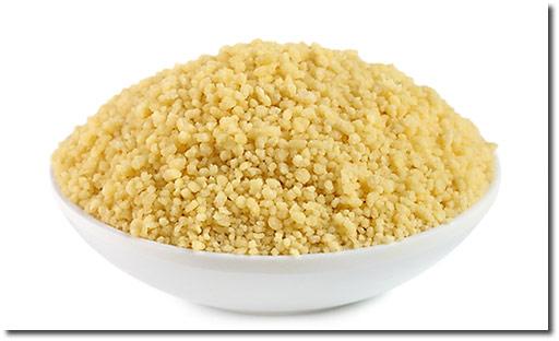 Couscous Wheat Semolina