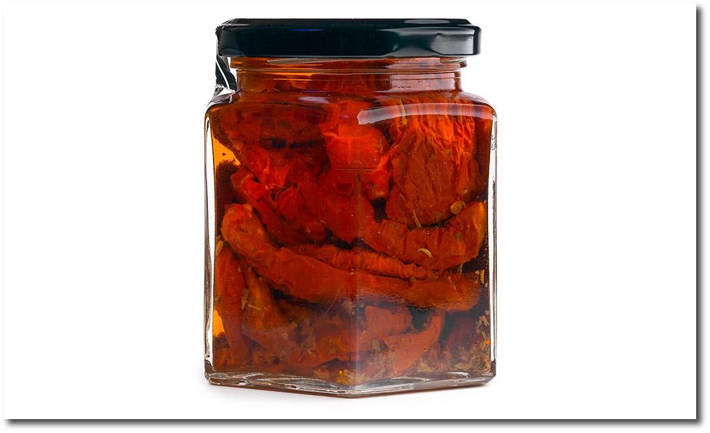 rezepte mit getrocknete tomaten in l. Black Bedroom Furniture Sets. Home Design Ideas