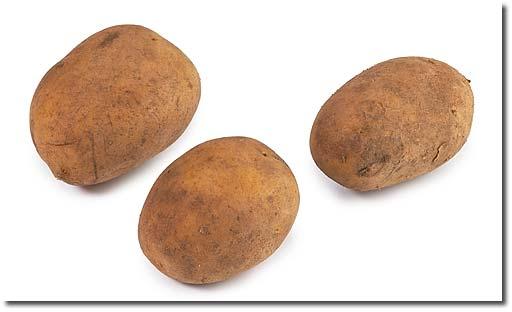 Boiling Potatoes
