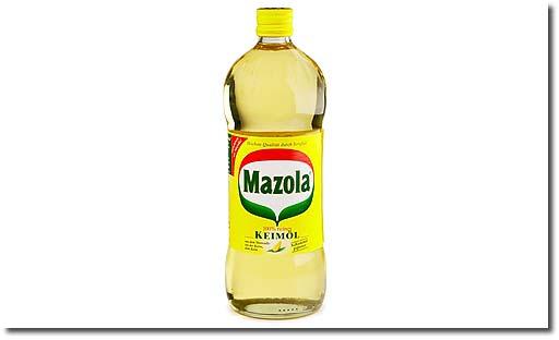 Maize Germ Oil