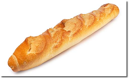 meter of bread