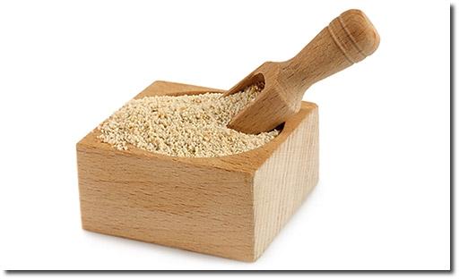 Breadcrumbs flour