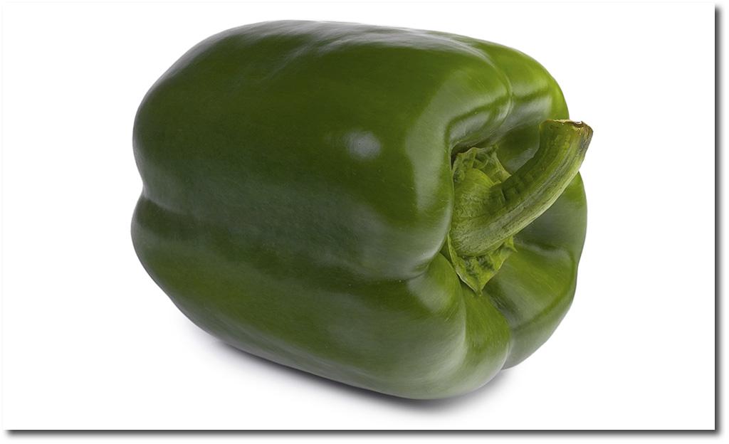 Green Paprika