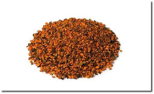 Colourful pepper