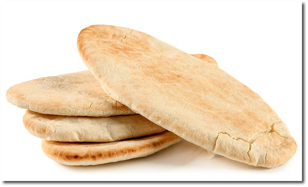 Pita flat bread