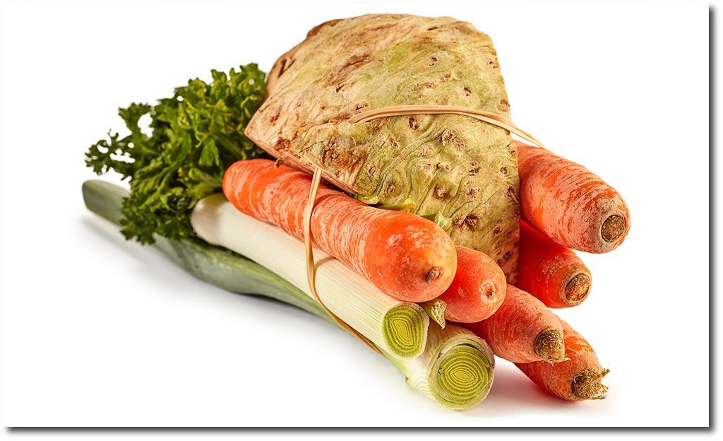 Soups Vegetables