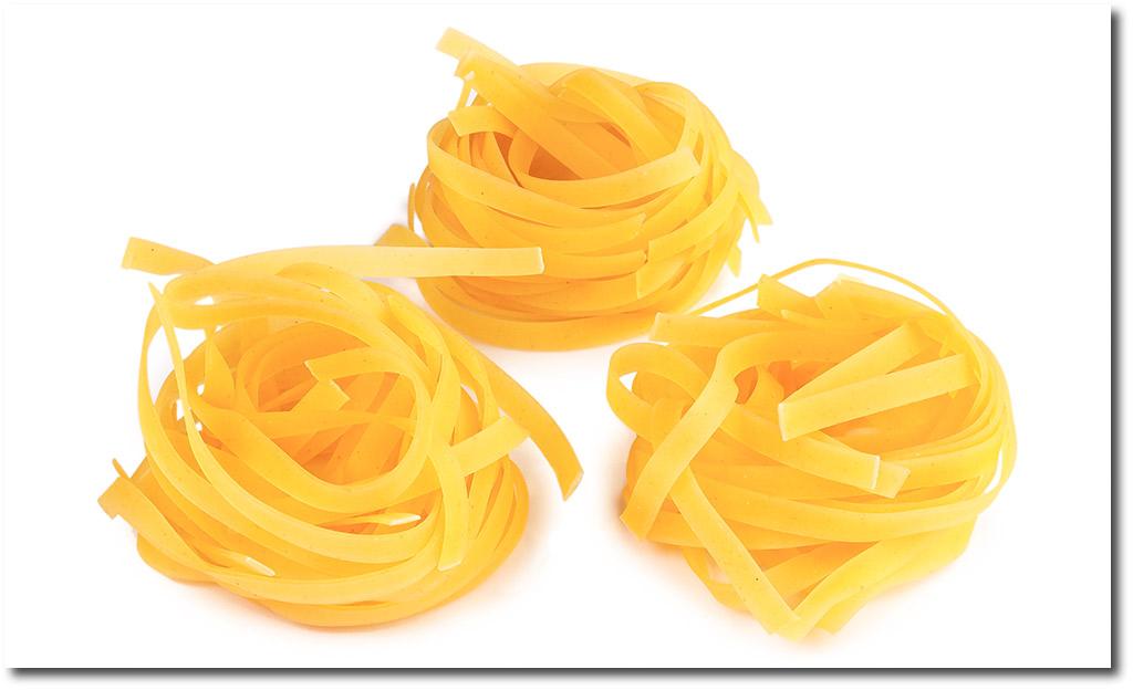 Tagliatelle Band Noodles