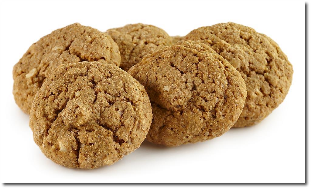 Dinkel vollkorn kekse rezept