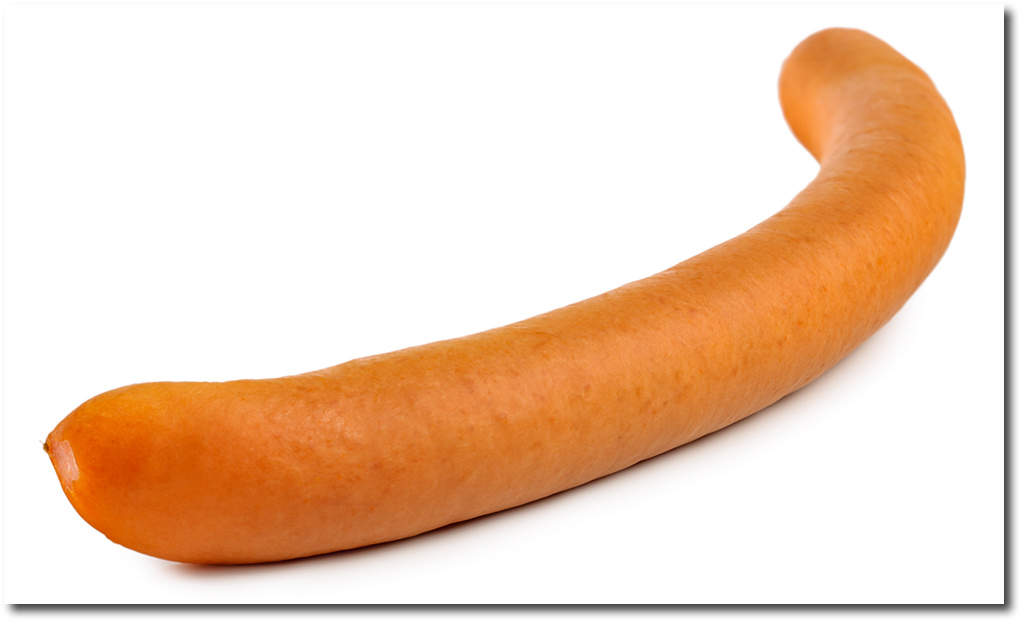 Picture Of A Hot Dog Wiener