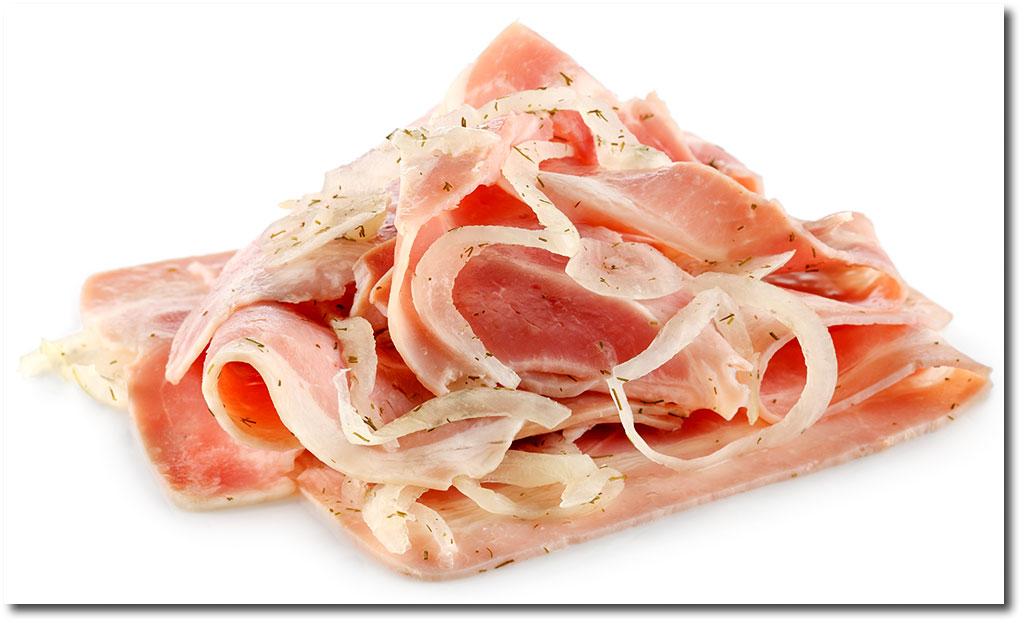 Onion meat
