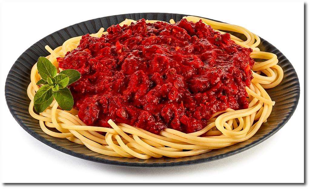 spaghetti bolognese einfach rezept. Black Bedroom Furniture Sets. Home Design Ideas